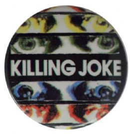 Killing Joke - 'Extremities' Button Badge